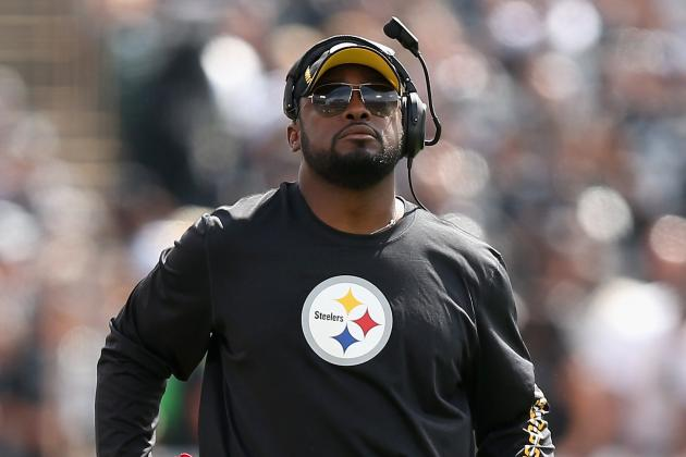 Tomlin's Team Holds Dubious Distinction
