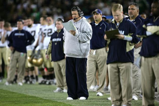 Why Notre Dame Owes Charlie Weis a Big 'Thank You'