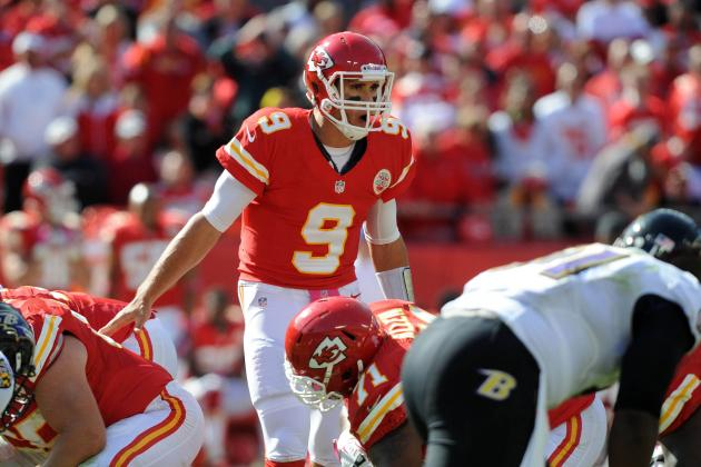 Kansas City Chiefs: Why Brady Quinn Can Find Success This Season