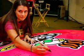 Danica to Wheel Pink Racecar for 'Pink-Out During Nationwide Race