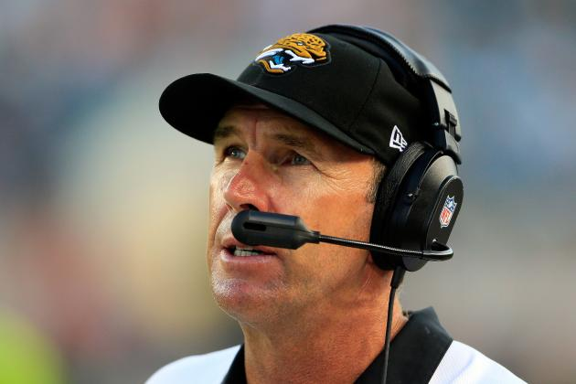 Jacksonville Jaguars Need to Change Something on Offense, but What?