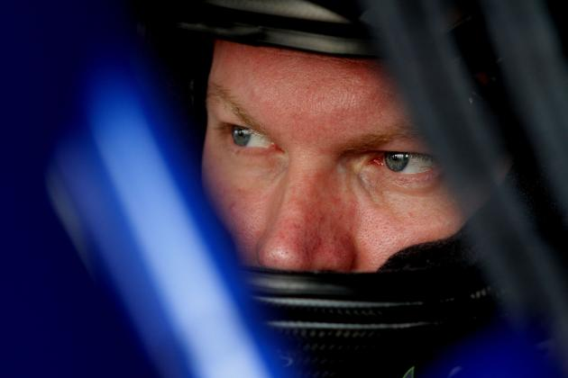 NASCAR Talladega Results: Dale Earnhardt Jr. Regrets Negative Comments