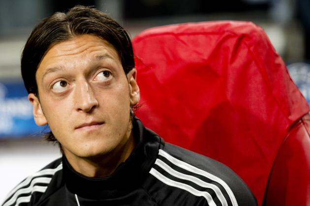 Liverpool Transfer News: Reds Should Not Waste Time Chasing Madrid's Mesut Ozil