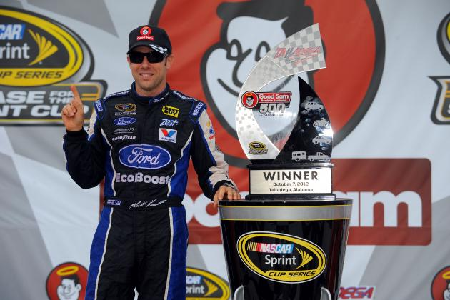 Matt Kenseth's Win Helps Relieve Team Tension