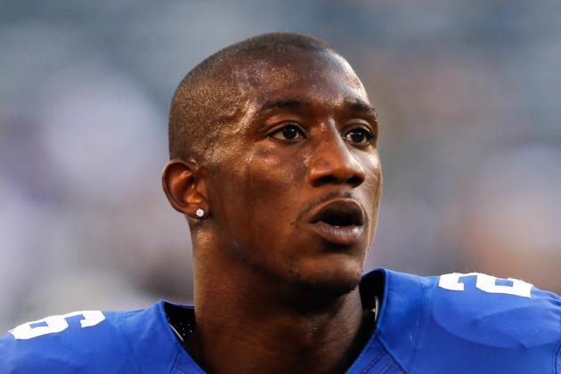 "Antrel Rolle Said Knee Pain Is ""lingering"" After Hitting Camera"