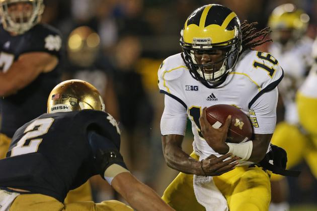 Michigan Football: Why Wolverines Can Still Make It to a BCS Bowl Game