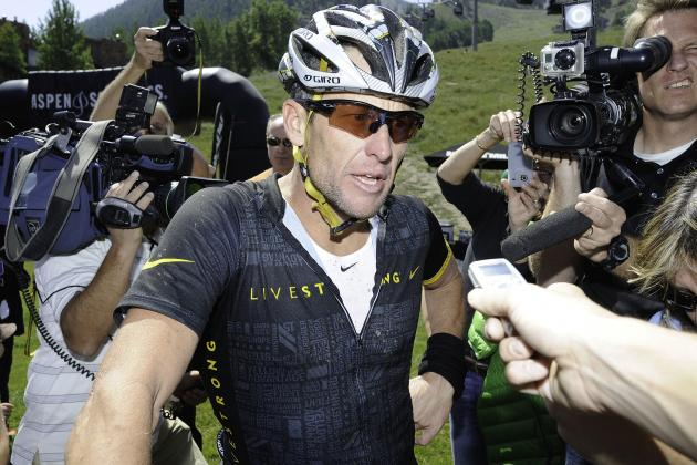 Teammates Reportedly Testify Against Lance Armstrong in USADA Report