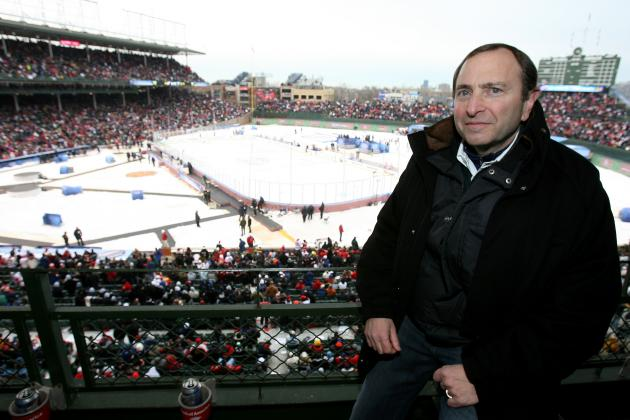 NHL Lockout: Why Gary Bettman's Threat to Cancel the Winter Classic Is a Bluff