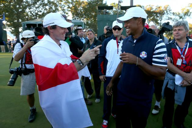 Rory McIlroy-Tiger Woods Showdown in Turkey Postponed by Rain