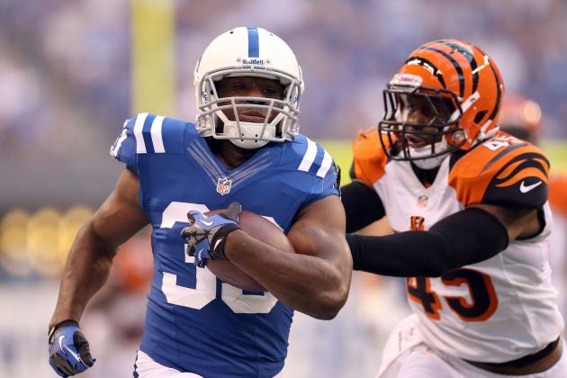 Vick Ballard: Fantasy Outlook for Colts RB Replacing Donald Brown