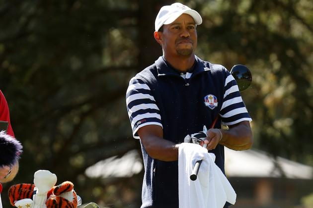 Woods Wants to Be Ryder Captain -- Someday