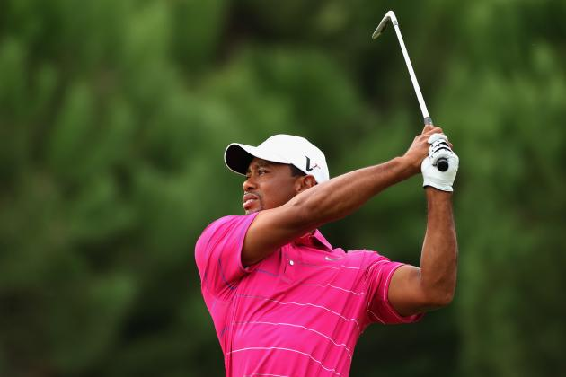 Tiger Woods at World Golf Final 2012: Day 2 Recap and Analysis