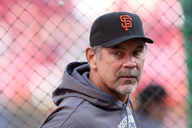 Bruce Bochy Changes His Mind; Hector Sanchez to Catch Barry Zito
