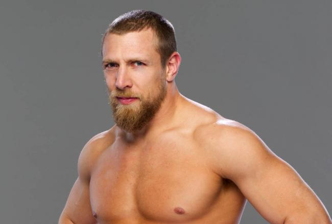 Daniel Bryan looks like what would've happened if BACHERG's life ...