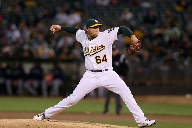 Athletics' Griffin Hoping to End Slump