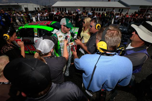 NASCAR Sprint Cup: Why Dale Earnhardt Jr. Can't Win This Year's Chase