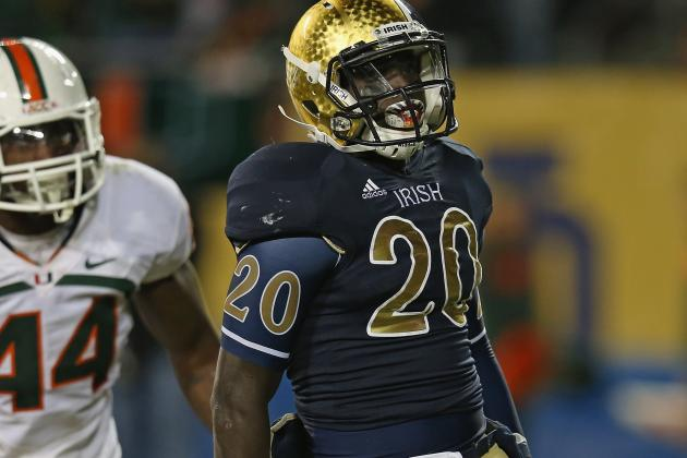 Can Notre Dame's Run Game Be Just as Effective vs. Stanford?