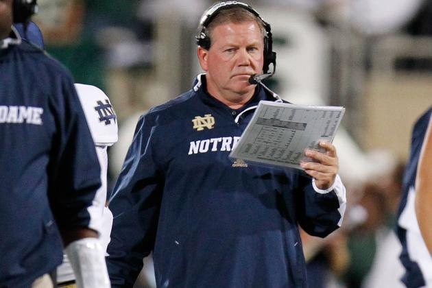 Brian Kelly Familiar with Balancing Attention