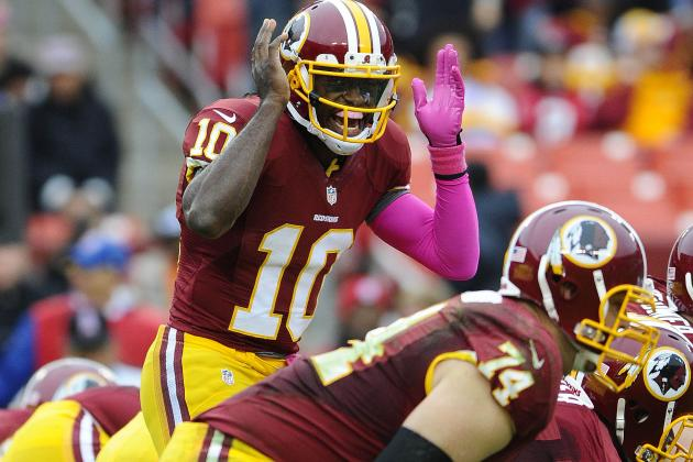 Will Concussion Change Robert Griffin III's Approach?