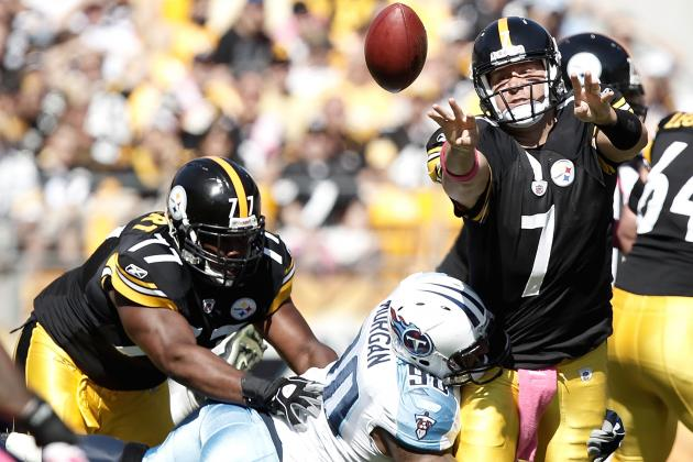 Pittsburgh Steelers vs. Tennessee Titans: Live Score, Highlights and Analysis