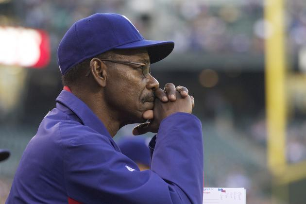 Taylor: Rangers' Washington Embraces Blame