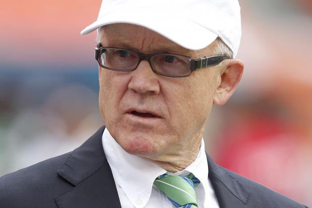 Jets Owner Woody Johnson Asked Ridiculous Question on Tebow's Virginity on CNBC