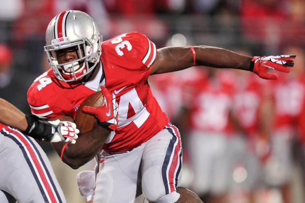 Ohio State Football: The Evolution of Buckeyes Running Back Carlos Hyde