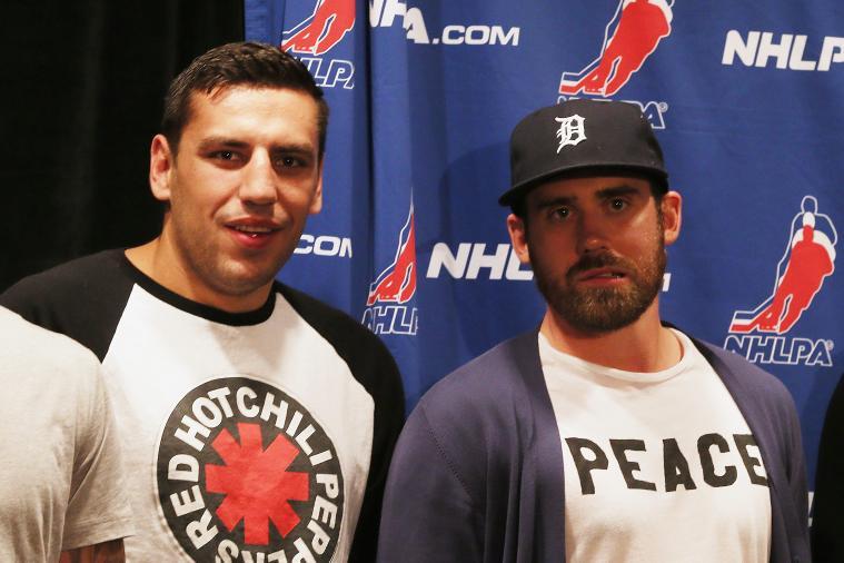 Zetterberg Still Hopeful of NHL Season, but Anxious to Play in Switzerland