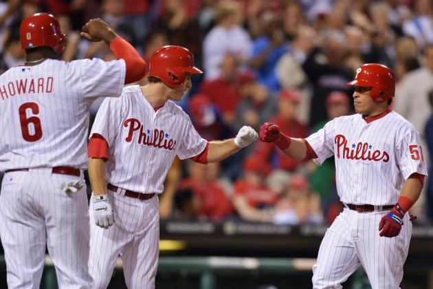 Debate: Who Will Be the First Phils' Star to Leave Philly?