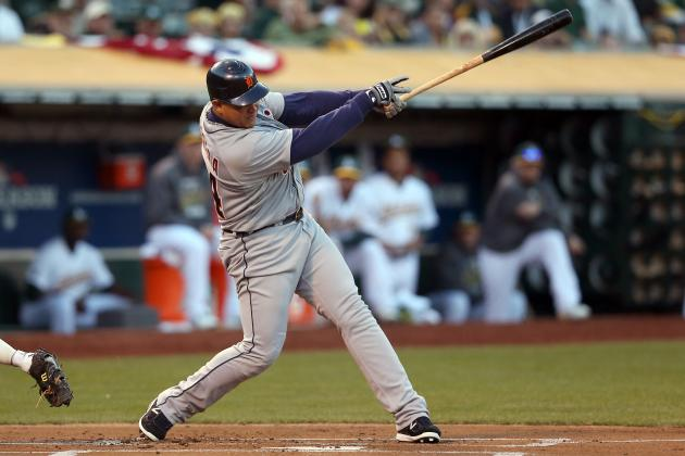 A's Manager Bob Melvin: We'll Pitch to Miguel Cabrera, Prince Fielder