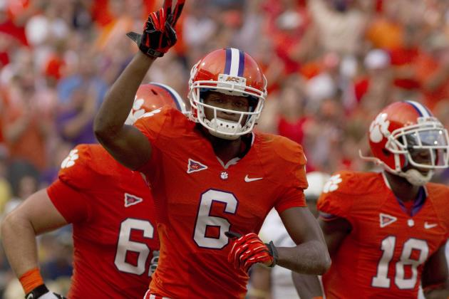 Clemson Tigers Football: Tigers Swat Yellow Jackets