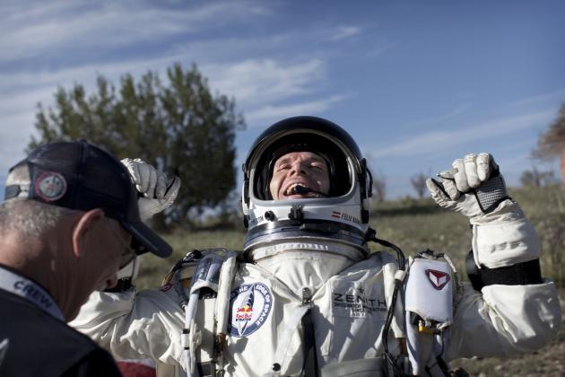 Red Bull Stratos 2012: Updated Launch Date, Time, Live Stream and Jump Info