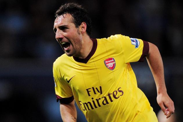 Santi Cazorla: Arsenal Move Helps Spain Chances
