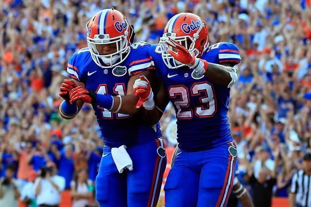 Why Gators' Monster Season Will Help Them Pad Their 2013 Class