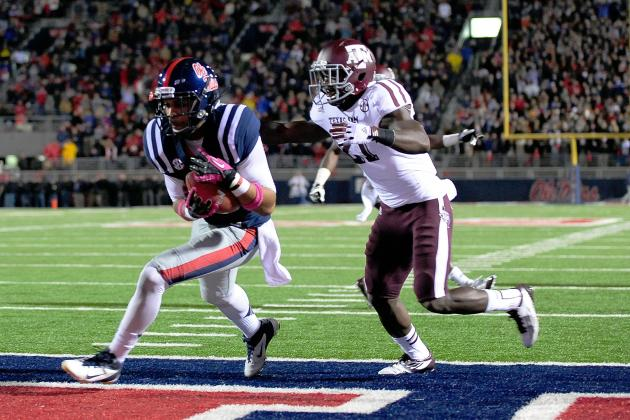 A&M's Secondary Depth Facing Difficult Test