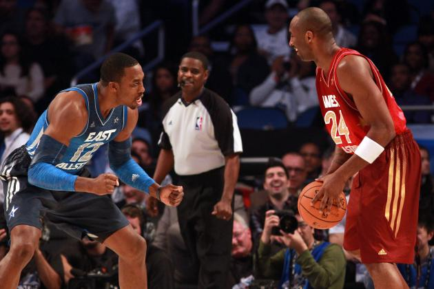 Kobe Bryant Pushing Dwight Howard to Be More of an a-Hole