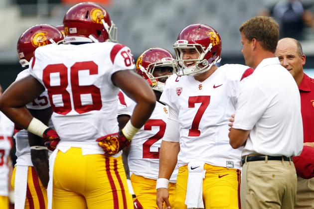 USC vs. Washington: What a Loss Would Mean for Lane Kiffin, Trojans