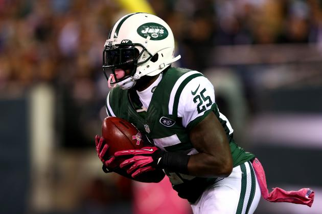 Joe McKnight: Why New York Jets Must Incorporate RB into Offense More