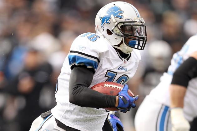Titus Young Still Slowed Down by Knee Injury, but Expectations Remain High