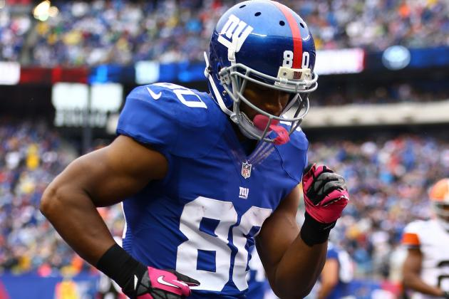Victor Cruz: Carlos Rogers Salsa Dance 'Won't Sit Well'