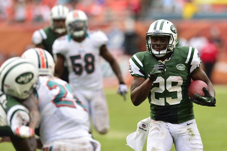 Bilal Powell: Why New York Jets Must Give RB More Touches