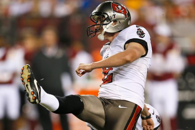Kai Forbath Hopes He's the Answer to the Redskins' Kicking Woes