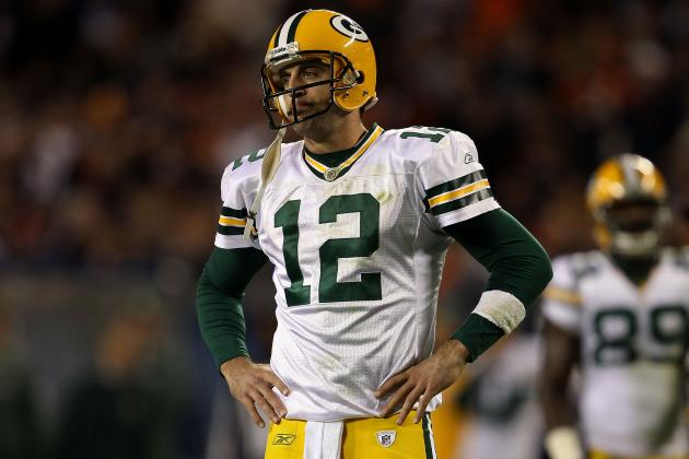 Packers' Rodgers Says He's 'not Getting It Done'
