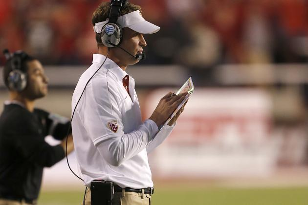 Why Calling Plays Is Important to Lane Kiffin