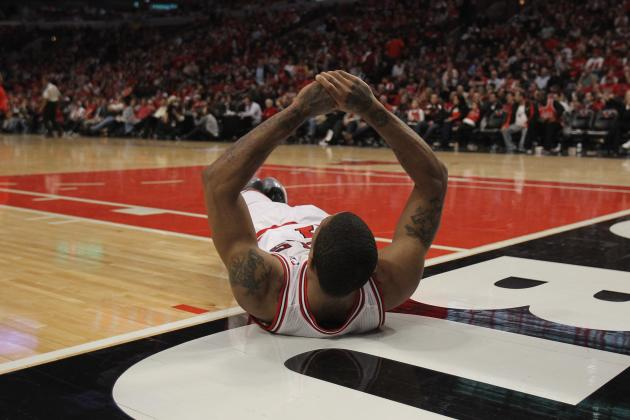 Why Chicago Bulls Won't Rush Derrick Rose to Return from Knee Injury