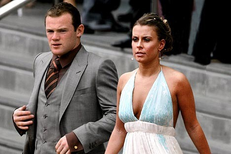 Wayne Rooney and Wife Coleen Happily Report Pregnancy Via Twitter