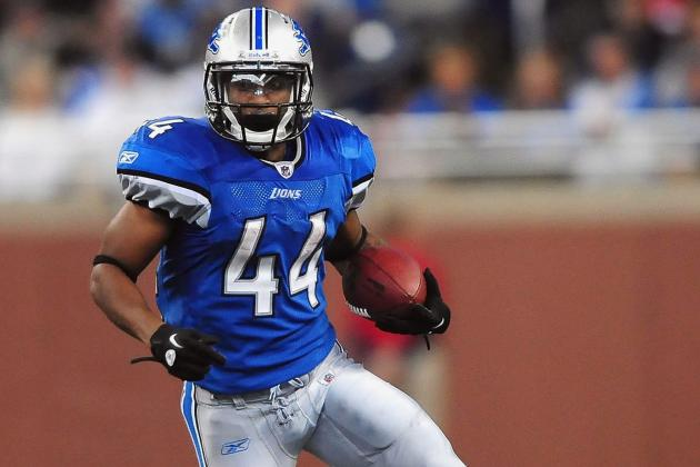 Jahvid Best: Fantasy Owners Should Take Risk on Detroit Lions Running Back