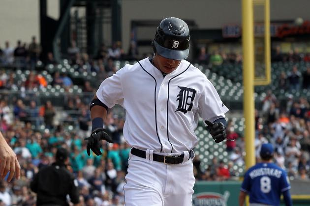 Wednesday's Tigers Lineup: Quintin Berry in No. 2 Spot