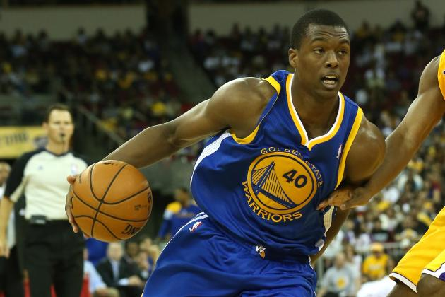 Warriors Coach Mark Jackson Said Harrison Barnes Will Start Thursday