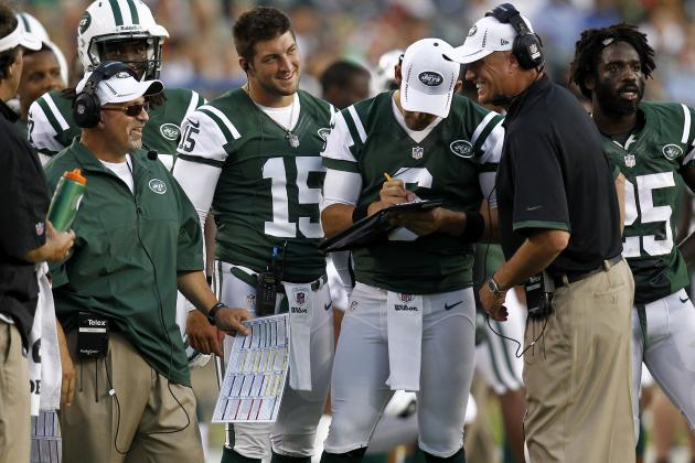 Should Rex Ryan Be Fired for Mishandling Tim Tebow?